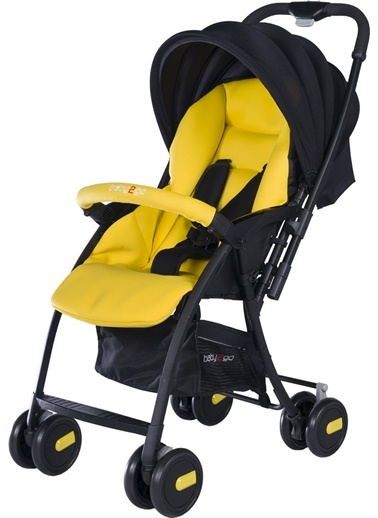 Baby2Go 6020 Pinna Delux Puset-Baby2go